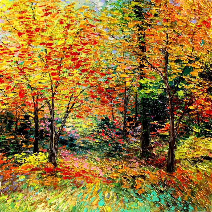 Seasons Change by sagittariusgallery