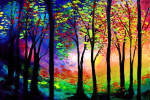 Autumn Eve 2 by sagittariusgallery