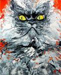 Minion Tribute to Colonel Meow
