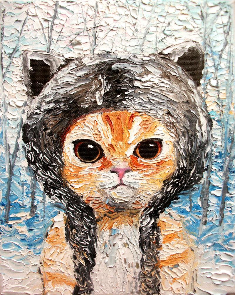 Wolf Kitten
