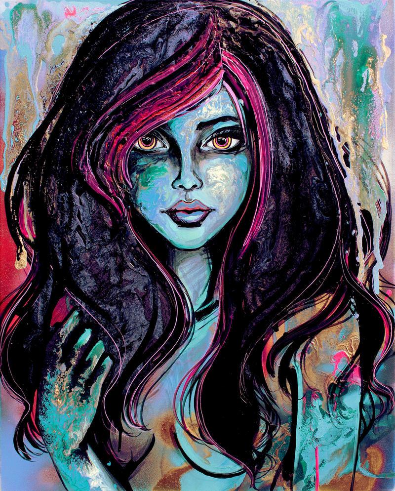 Gypsy by sagittariusgallery