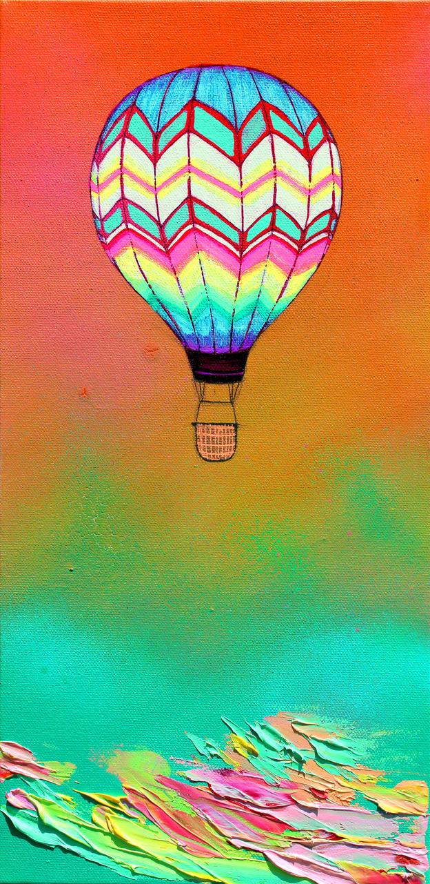 Balloon 1 by sagittariusgallery