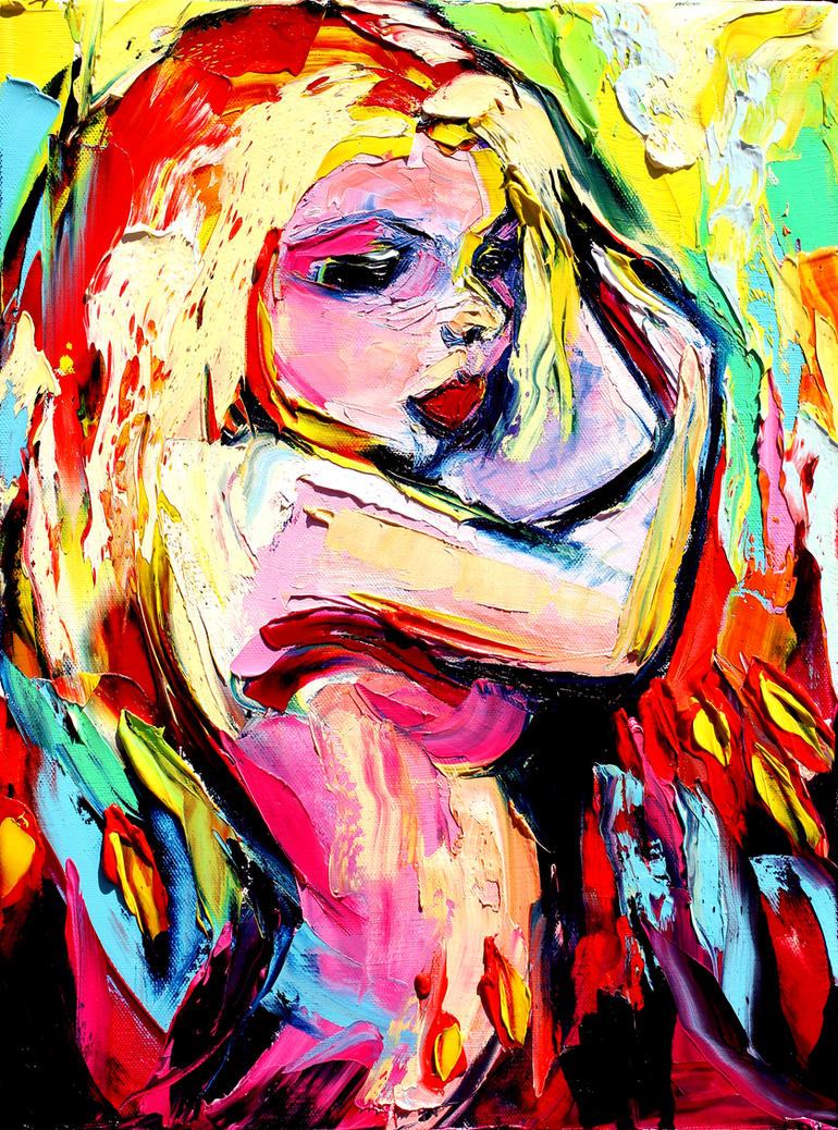 Femme 386 by sagittariusgallery