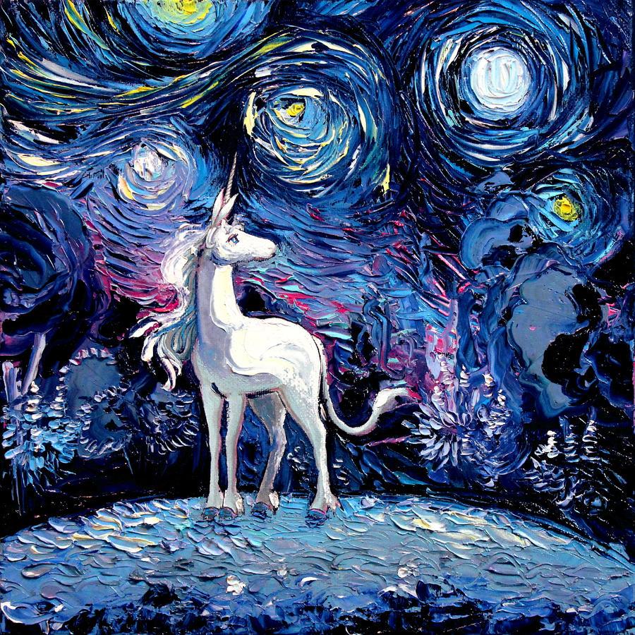 van Gogh Never Saw The Last by sagittariusgallery