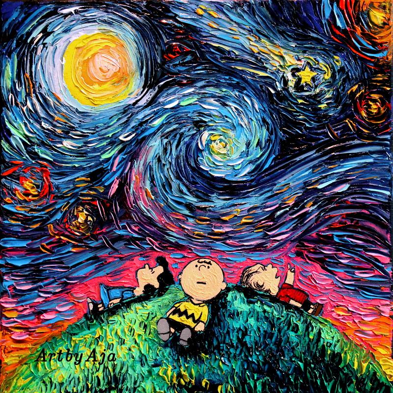 van Gogh Never Saw Hennepin County by sagittariusgallery