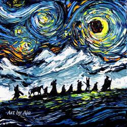 van Gogh Never Saw The Fellowship