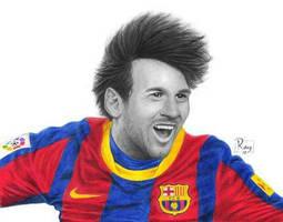 Lionel Messi (the magician)