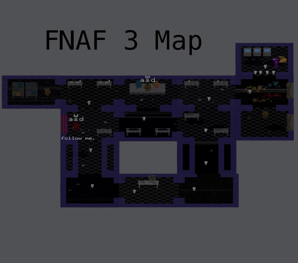 F Naf 4 Map Map – Quotes of the Day