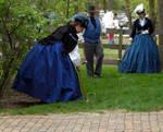 1860s riding habit
