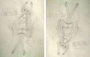 ME ME ME by Harumii-chama