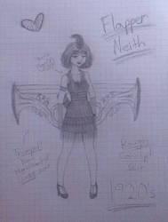SMITE Neith - Roaring Twenties' Flapper by Harumii-chama