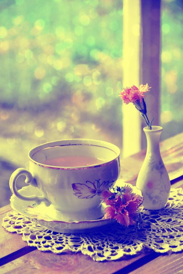 Afternoon tea by ralucsernatoni