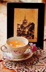Tea desire by ralucsernatoni