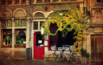 Street view in  Gent