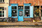 On the street - Gent
