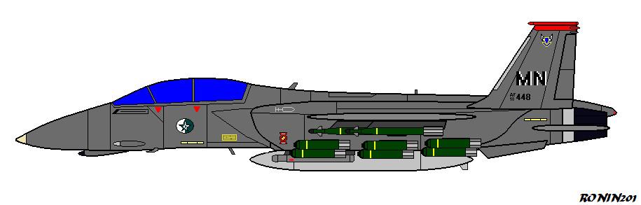 f 119a avenger ii by ronin201