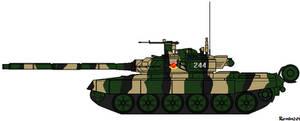 Yuktobanian T-90A