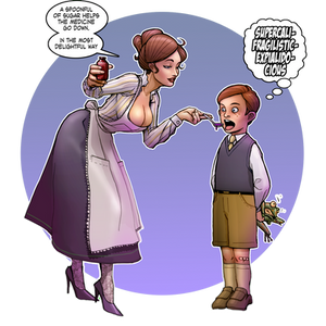 Mary Poppins: Spoonful of Sugar