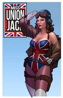 Peggy Carter: Miss Union Jack by digitalgil