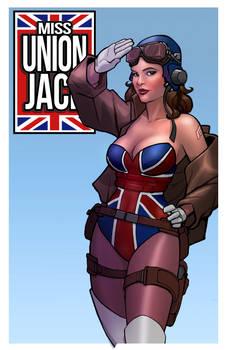 Peggy Carter: Miss Union Jack