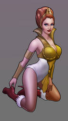 Teela: Masters of the Universe