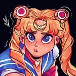 Sailor moon redraw!