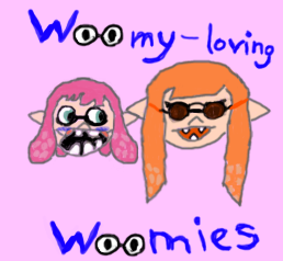 woomy loving woomies by Phoebe69021