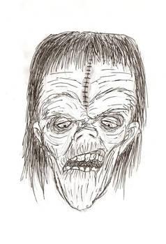 Monster of Frankenstein 1