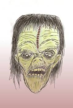 Monster of Frankenstein 3