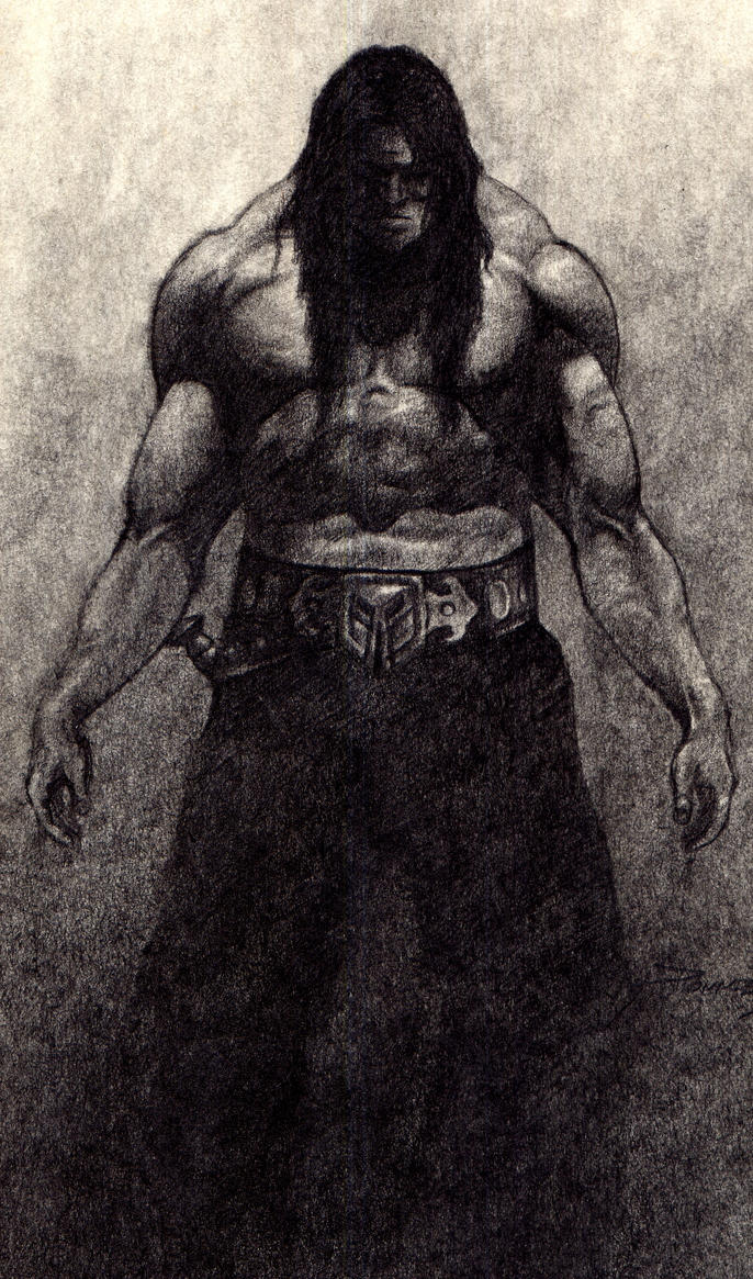The Viking by pleasantshadeofgray