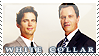 White Collar stamp by RedDestiny