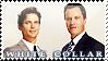 White Collar stamp by RedDestiny