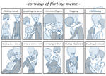 flirt meme: megamind