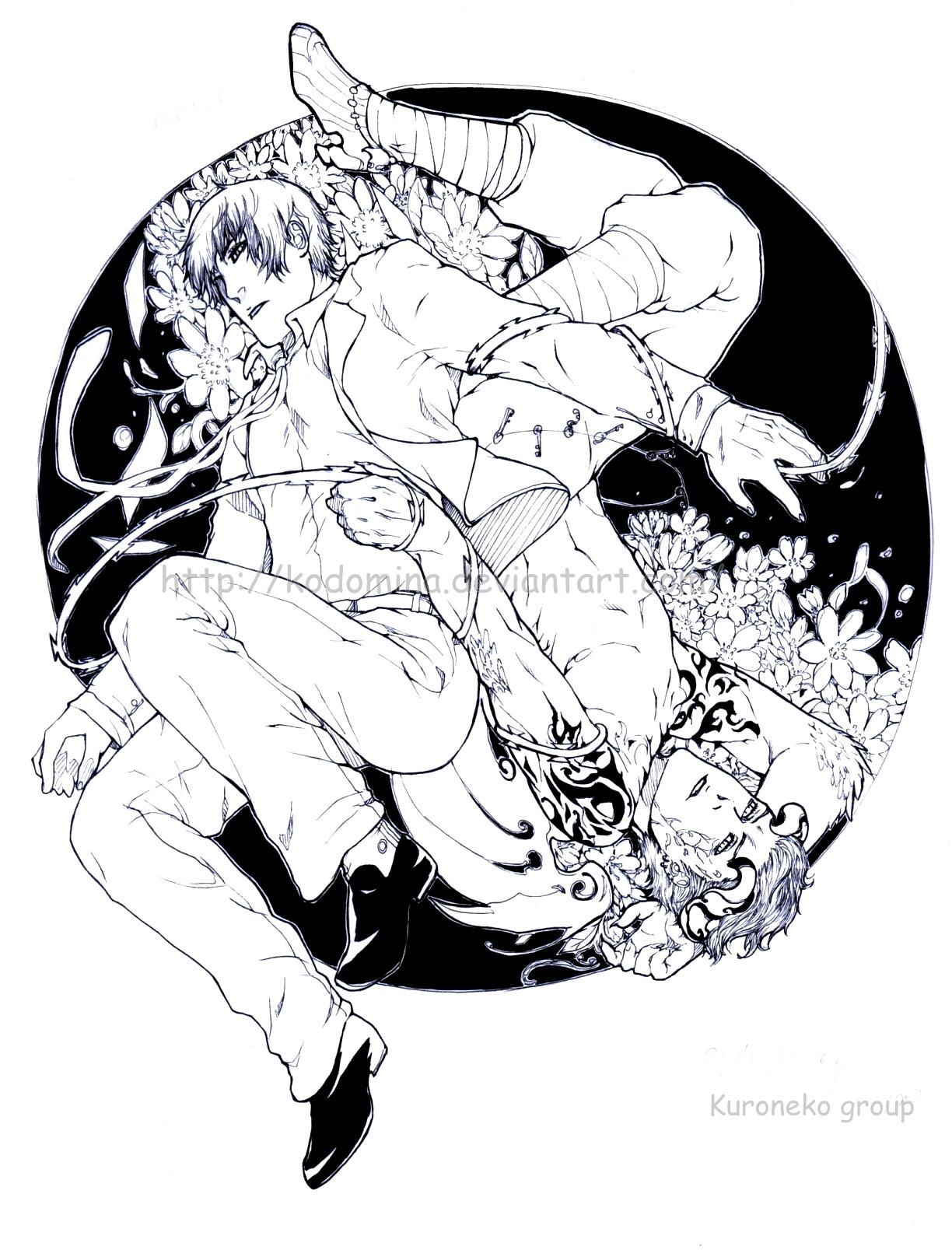 Devil within by Kodomina