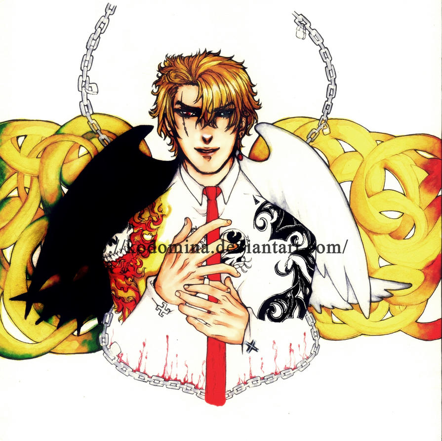 Heart of sinner by Kodomina