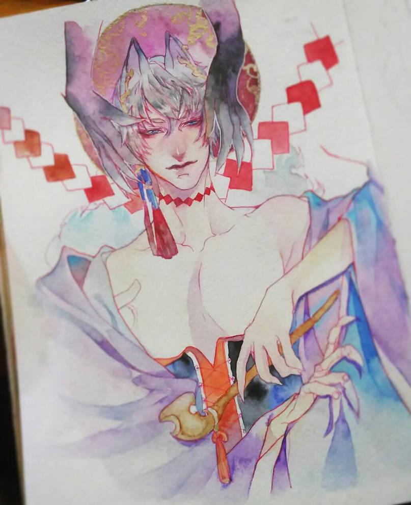 neo Youkai  by Kodomina