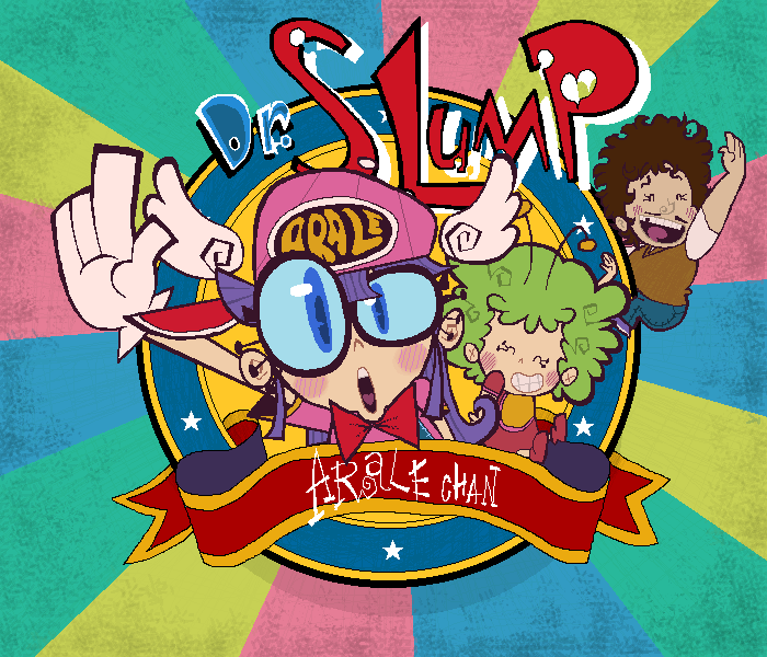 Dr.Slump By Gashi-gashi On DeviantArt