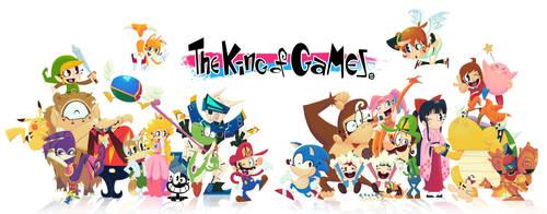 The King of Games. by Gashi-gashi