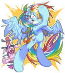 doodle:RainbowDash ..and More
