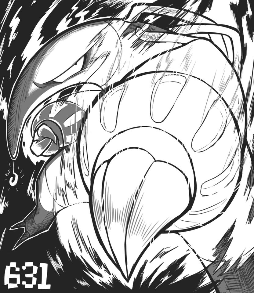 Heatmor by Gashi-gashi on DeviantArt for Heatmor Pokemon  192sfw
