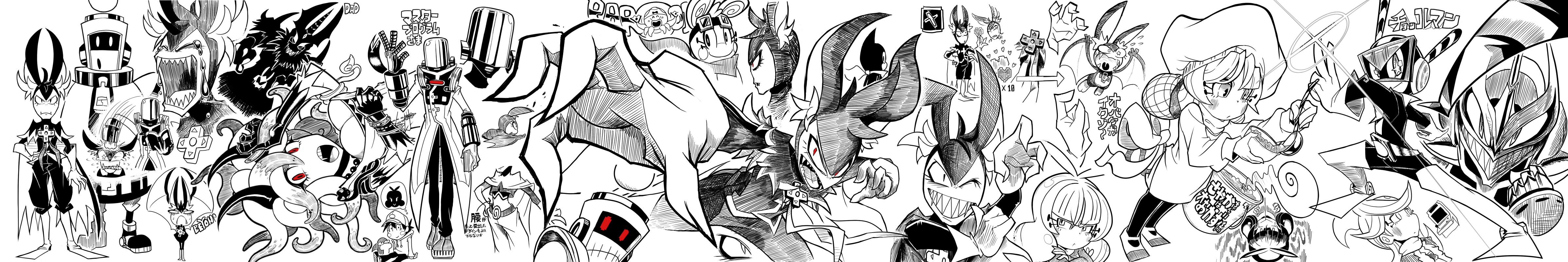 doodle_original. by Gashi-gashi