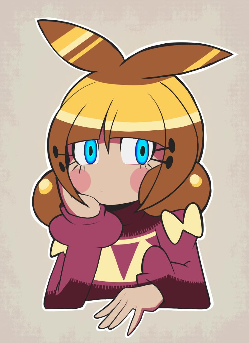 Sayaka-chan doodle by Gashi-gashi