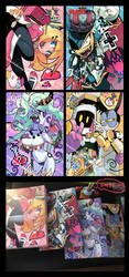 My original characters 2012sep by Gashi-gashi