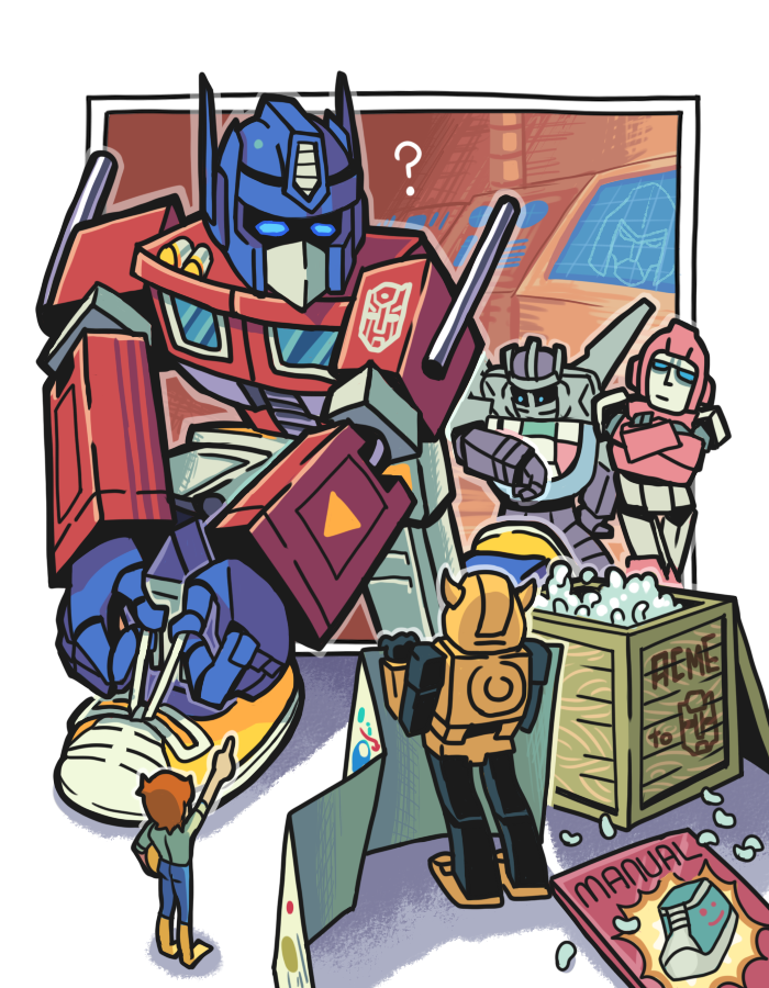 Hurry Prime. by Gashi-gashi