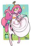 Princess bubblegum doodle