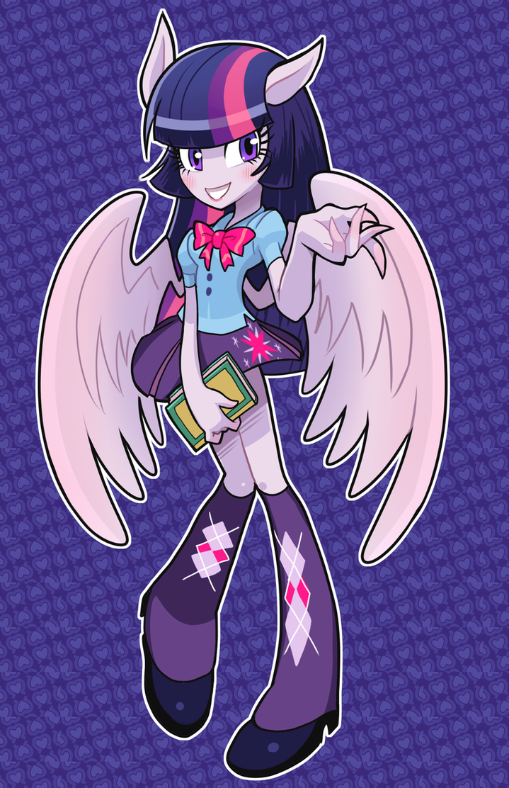 Twilight Gijinka official by Gashi-gashi