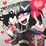 Crazy chicks artwork B