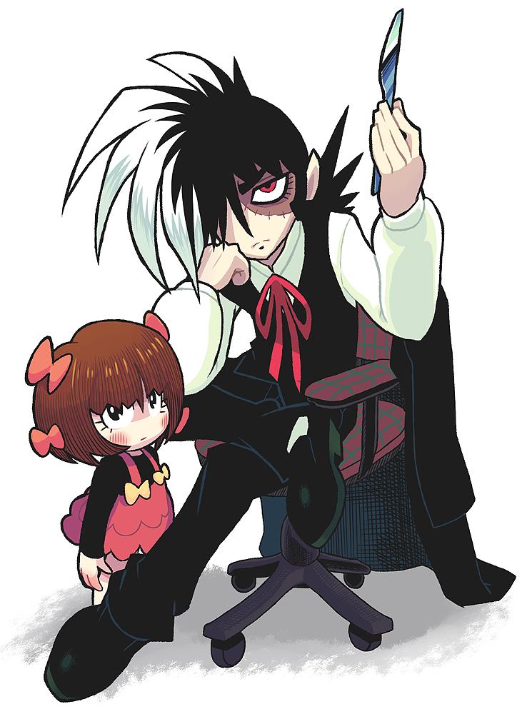 Black jack by Gashi-gashi