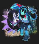 Jason and Sadako