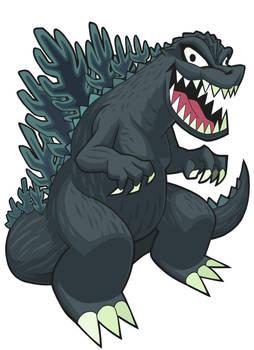 Kaijuou Godzilla